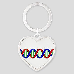 DNA Strand Keychains
