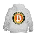 Bitcoin-8 Kids Hoodie