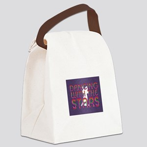 dancingwstars1 Canvas Lunch Bag