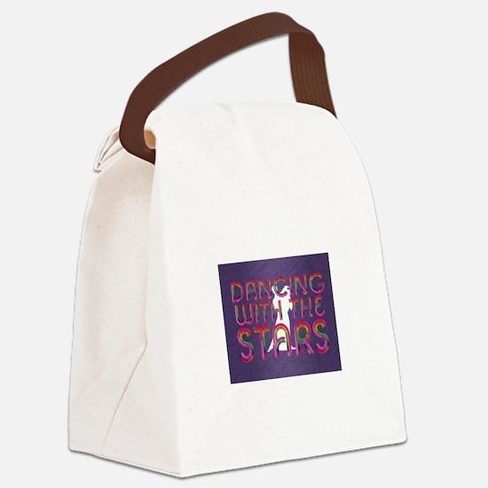 dancingwstars1 Canvas Lunch Bag