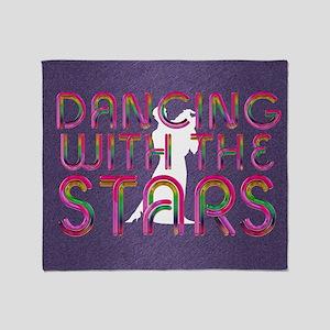 dancingwstars1 Throw Blanket