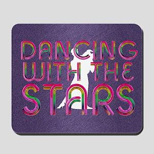 dancingwstars1 Mousepad