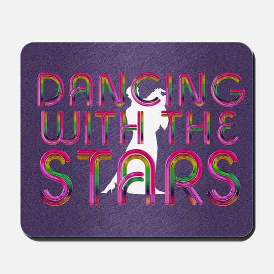dancingwstars1 Mousepad
