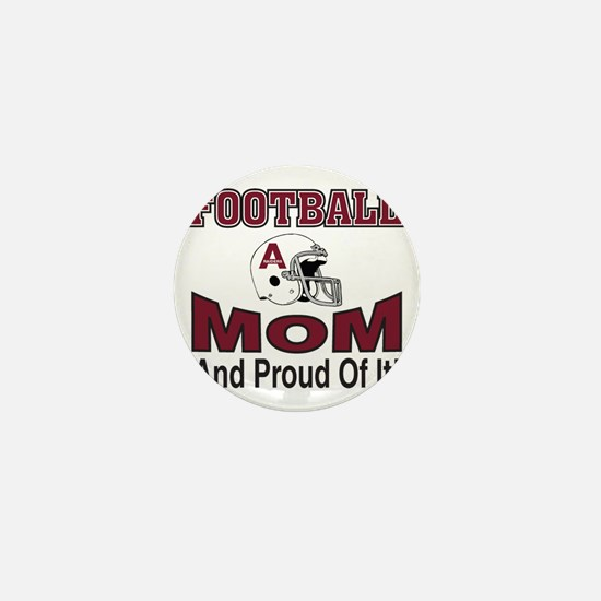 footballmom Mini Button