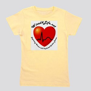Wired4Life-3a Girl's Tee