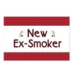New Ex-Smoker Postcards (Package of 8)