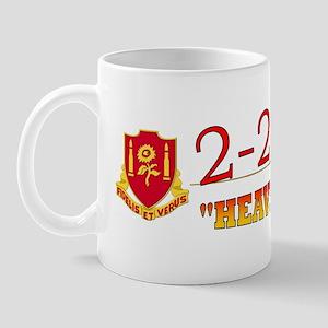 2nd Bn 29th FA Cap2 Mug