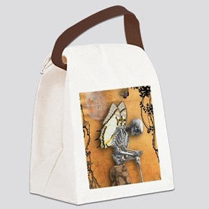 Mind the Thorns Canvas Lunch Bag