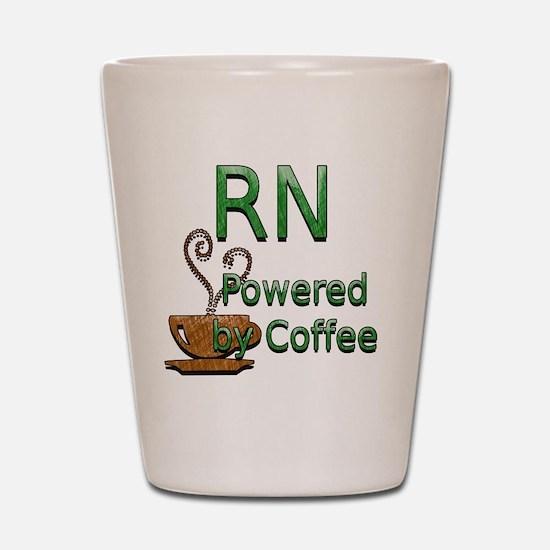coffee RN Shot Glass