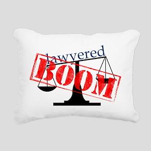 boom-big-light Rectangular Canvas Pillow