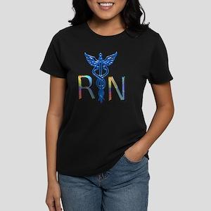 RN COLORS 2 Women's Dark T-Shirt