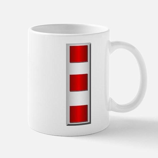 USMC - CW4 - No Txt Mug