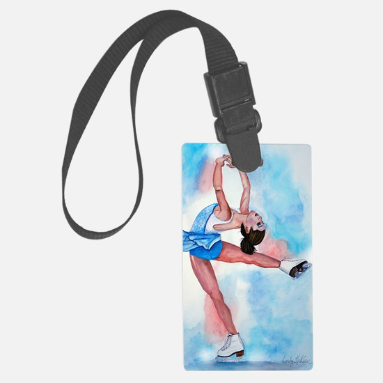 layback spin3 Luggage Tag