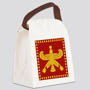 Cyrus the Great Standard Flag Canvas Lunch Bag