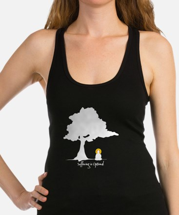SufferingReverse Racerback Tank Top