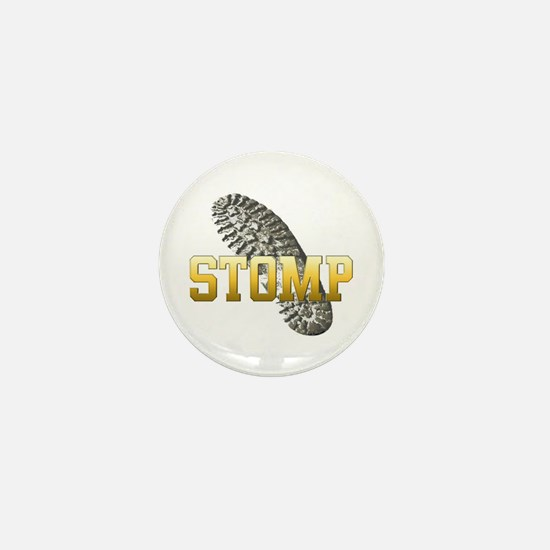 STOMP Mini Button