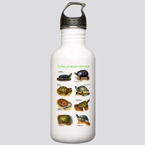 Turtles of North Ameri Stainless Water Bottle 1.0L