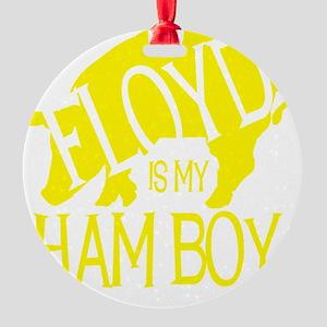 floyd2 Round Ornament