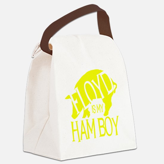 floyd2 Canvas Lunch Bag