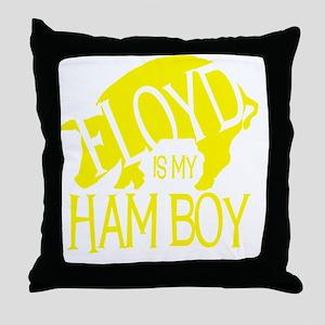 floyd2 Throw Pillow