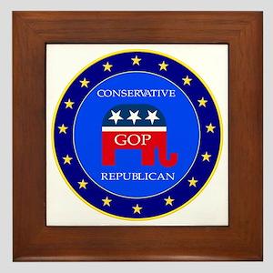 GOP Framed Tile
