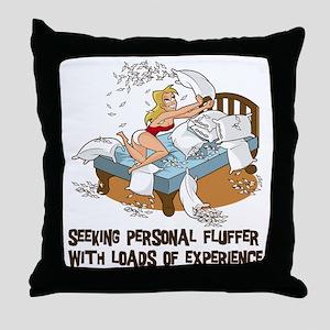 2-pillow_design Throw Pillow