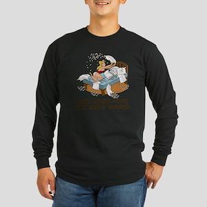 2-pillow_design Long Sleeve Dark T-Shirt
