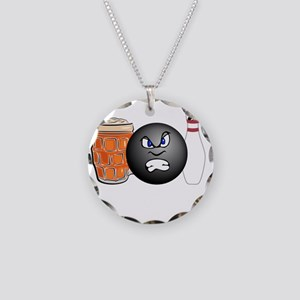 complete_w_1113_10 Necklace Circle Charm