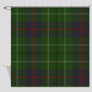 Duncan Tartan Shower Curtain