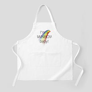 rainbowbaby Apron
