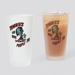 zombie---- Drinking Glass