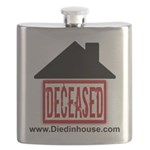 Diedinhouse Logo Flask