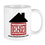 Diedinhouse Logo Mugs