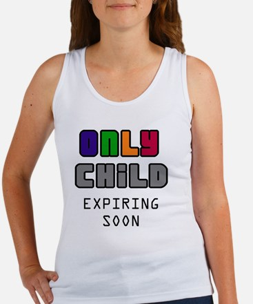 Only Child Women's Tank Top
