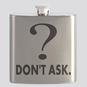 Question Mark, Dont Ask Flask