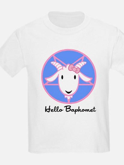 Hello Baphomet T-Shirt