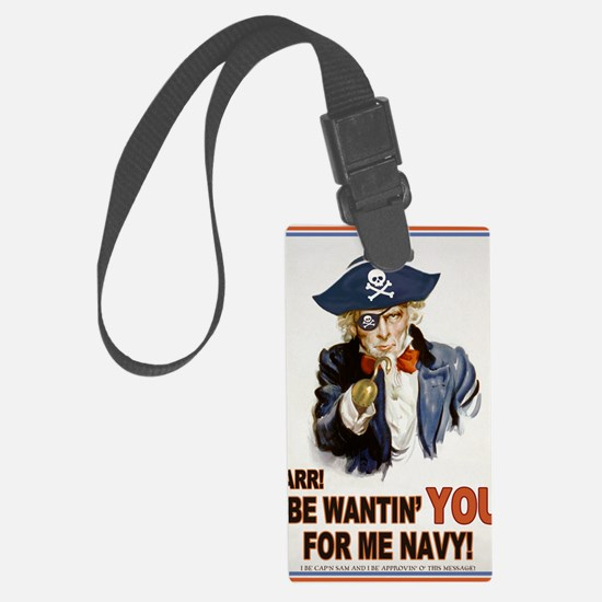 Capn-Sam-LG Luggage Tag