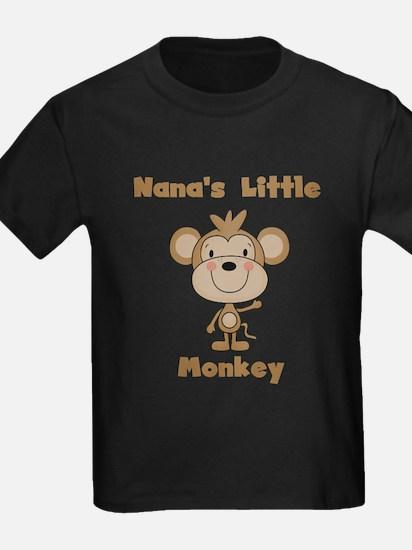 Nana's Little Monkey T