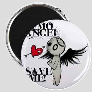 emo angel Magnet