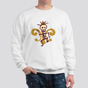 DatBonesFleurtra Sweatshirt