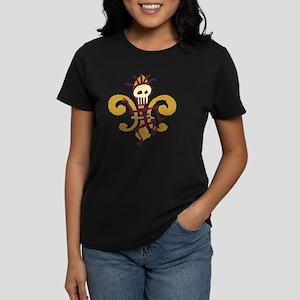 DatBonesFleurtra Women's Dark T-Shirt