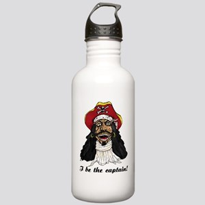 I be Captain Morgan co Stainless Water Bottle 1.0L