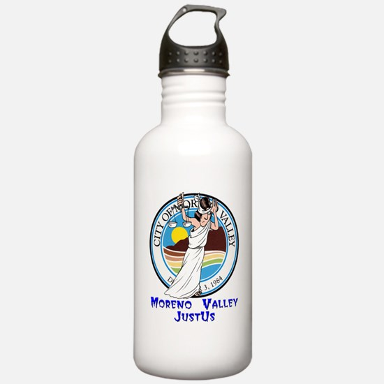 2-movaljustice Water Bottle