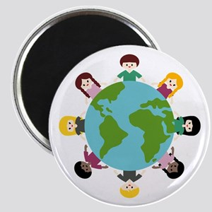 Earth Day Kids Magnets