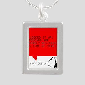 Castle intent on toucans Necklaces