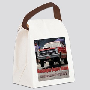 NSS-Bates-Cover Canvas Lunch Bag