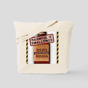Harmful If Swallowed Tote Bag