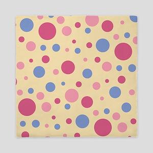 Melrose Dot Pattern Queen Duvet