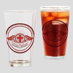 CB09 WHEELS Drinking Glass