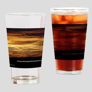 nature inspiration 1b Drinking Glass